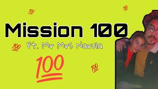 Mission 100 💯.... Mr Mrs Narula