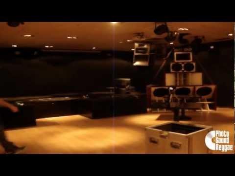 Photo Sound Reggae: Sound Check Bomb Bass Hi-Fi ft. Roberto Sánchez - Dub Fever 29/09/2012