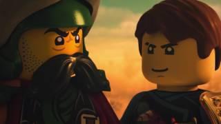Lego® Ninjago - Drumul de intoarcere