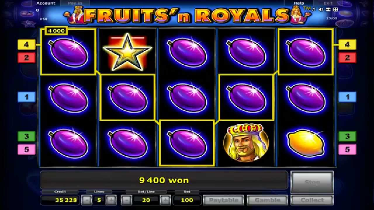 Online slots free play
