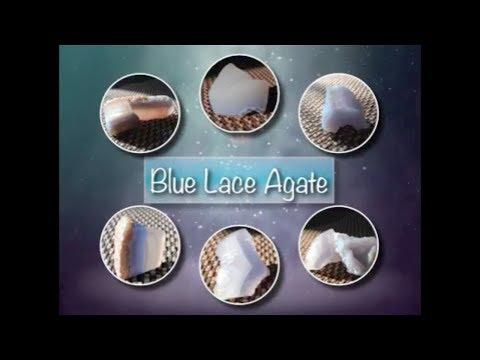 Blue Lace Agate Lets Talk Stones