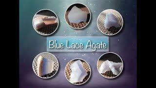 Blue Lace Agate Lets Talk Stones