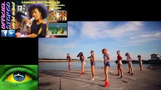 Lambada 2017 Remix145 - Bernard Vereecke ft Kaoma (Video clip HD)