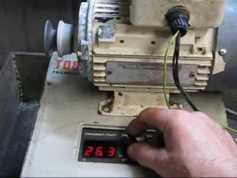 Noisy variable speed drive