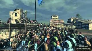 Total War Attila: Celts Culture - Caledonians Gameplay [PC] (Part 1)