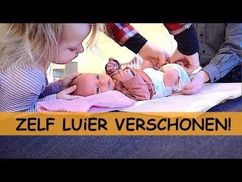 KiNDEREN GAAN BABY VERSCHONEN 😍👶🙈🍼🚼 ( kraamweek dag 5) | Bellinga Vlog #914