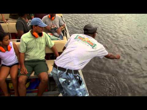 Airboat Adventure & Belize City Tour