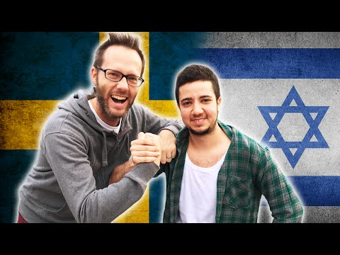 SWEDISH VS HEBREW - Language Challenge