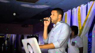 "Olivier Duret "" Danre ra "" unplugged live video at Top Hop Garden"