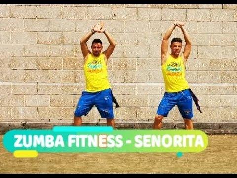 ZUMBA FITNESS - Señorita - Shawn Mendes Kamila Kabelo
