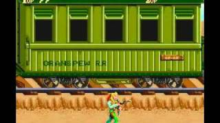 Sunset Riders (SNES) Completo Perfect / 1 vida [HARD] (1/2)