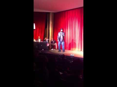 Warren Bruce Singing Back At One