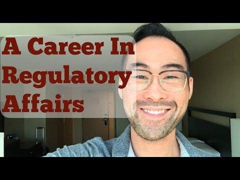 Kickstart A Career In Regulatory Affairs!