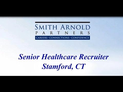 Senior Healthcare Recruiter | New Job Opportunity | Smith Arnold Partners