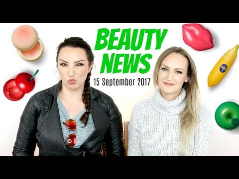 BEAUTY NEWS - 15 September 2017 | New Releases & Sneak Peeks
