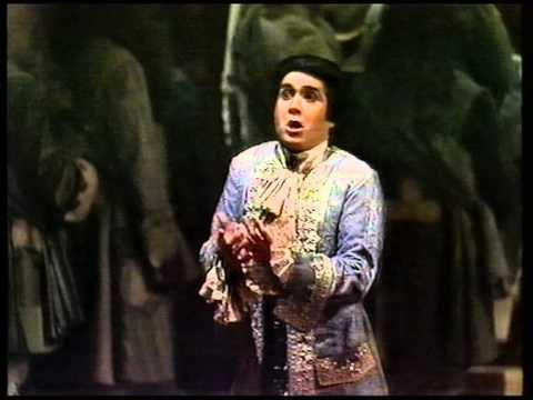 Luis Lima - Un ballo in maschera - First scene