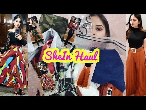 SheIn SALE 85% Off    Haul - Tops, Dresses , Jeans & Skirt Try On