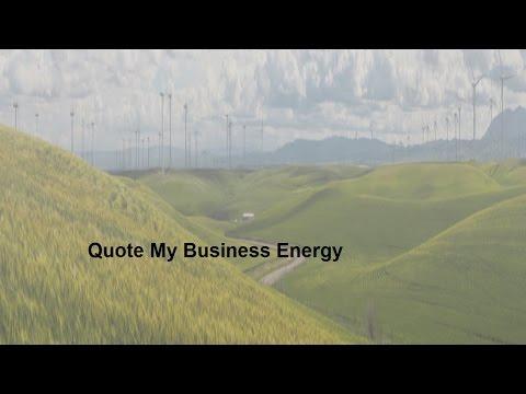 [Keyword]  Business Energy Rates Comparison