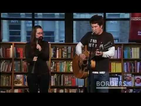 MATT NATHANSON and INGRID MICHAELSON duet Loud  AND ACOUSTIC