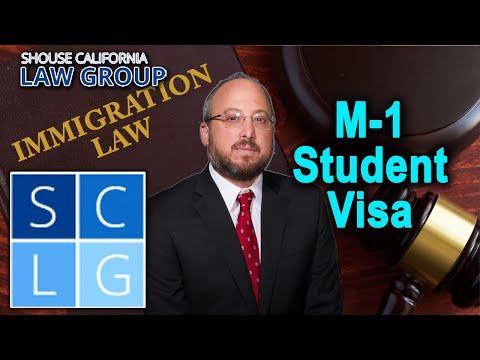 M 1 Student Visas for Academic Colleges in California
