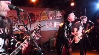 Sylvain Sylvain - Jet Boy (Houston 02.25.16) [New York Dolls song] HD