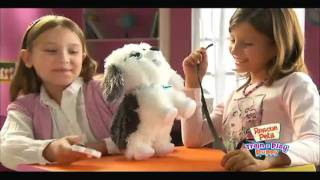 Rescue Pets Train 'n' Play Puppy Tvc