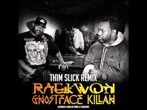 Raekwon, Ghostface Killah, Fabolous & Jeremih - Thim Slick (Remix) New CDQ Dirty NO DJ