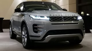 Premieră: walkaround Range Rover Evoque First Edition