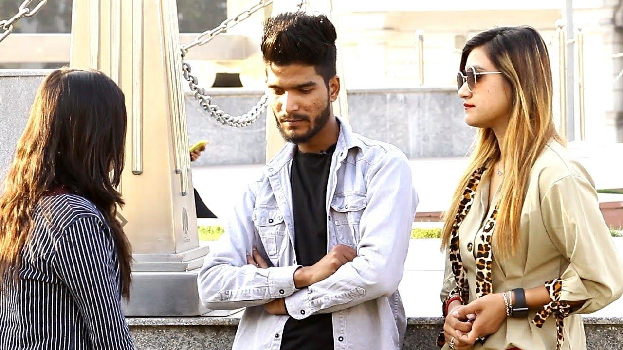 Download Break up prank on girlfriend   with Rits dhawan   gone emotional   Ishaan choudhary