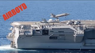 F-35 Sea Trials USS Nimitz (CVN-68) thumbnail