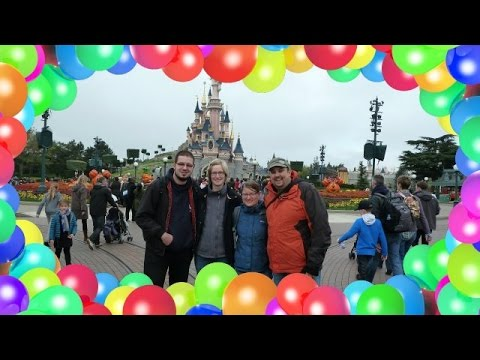 Andys Kino Block Goes Disneyland Paris 2014