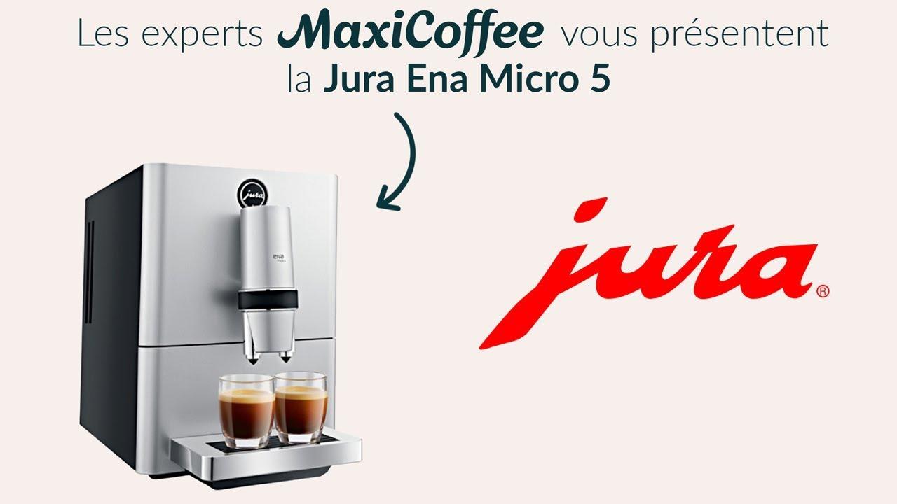 Présentation de la Jura Ena Micro 5 - YouTube
