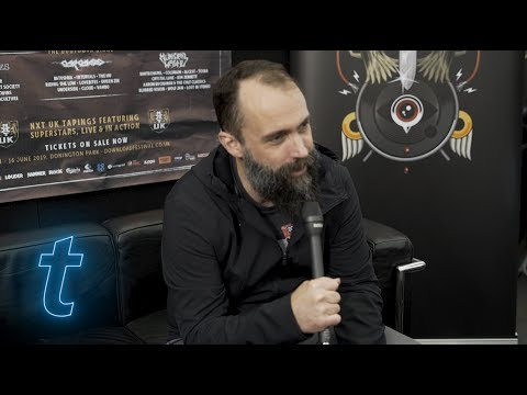 Interview: Clutch at Download Festival 2019 | Ticketmaster UK