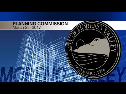 Planning Commission March 23rd 2017