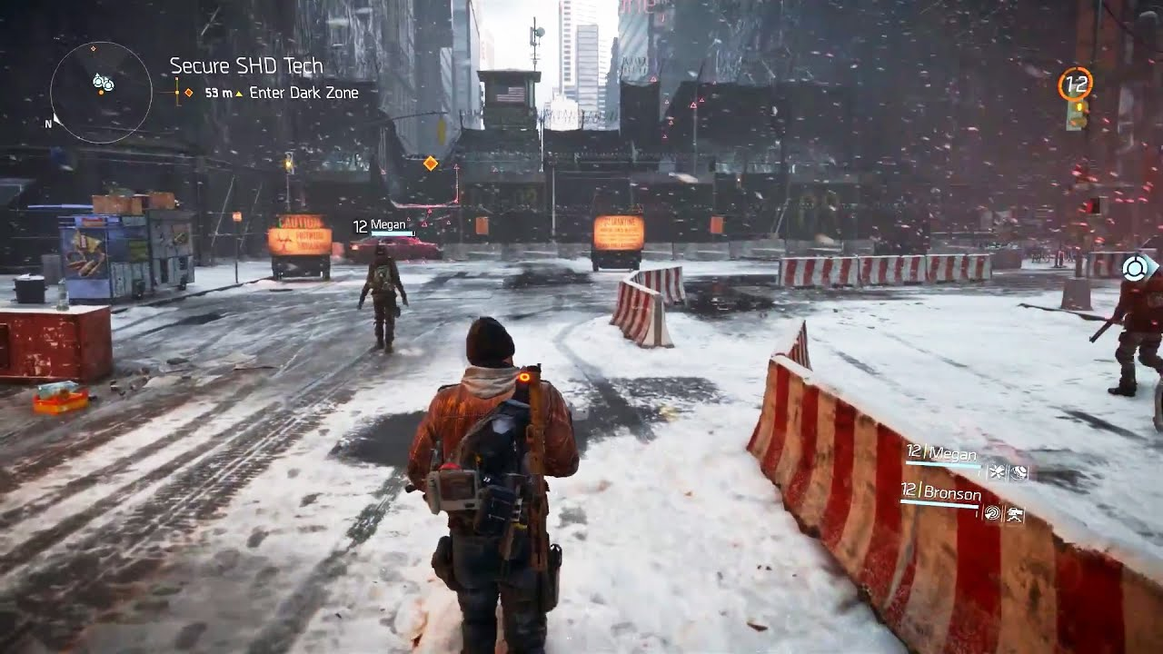 The Division - Manhattan Transfer (PS4) - YouTube
