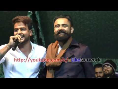 Mankirt Aulakh and Amrit Maan Live Performance New Punjabi Songs 2016
