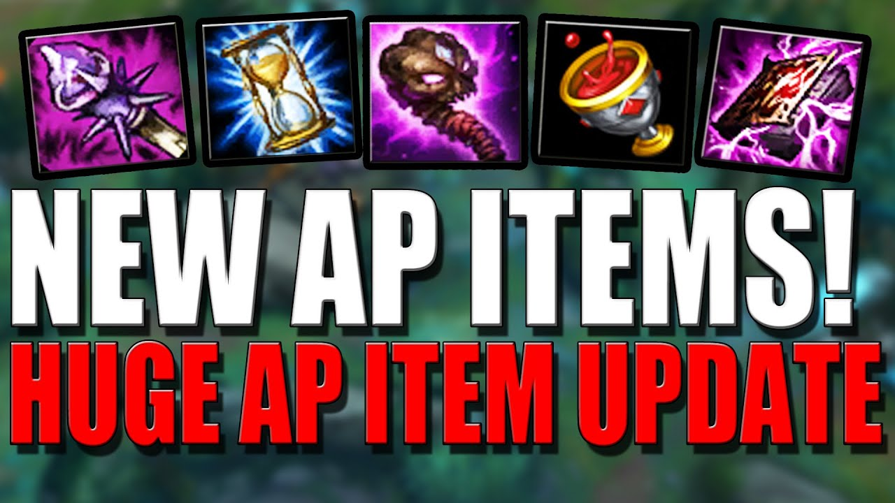 AP items lol