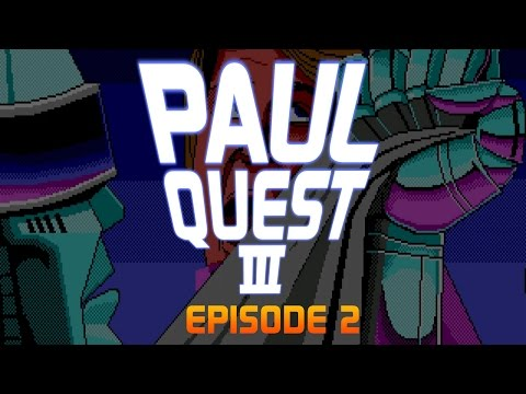 Paul Quest III - Ep02 - Twist and Shout [Space Quest 3 Let's Play]