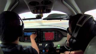 Fabian Lim - Columbia 350 Approach, Landing And Taxi Seletar, Singapore