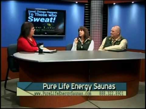 Pure Life Energy Saunas on Health Matters