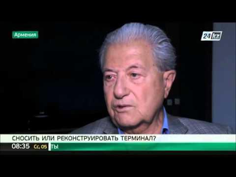 В Ереване хотят снести здание знаменитого аэропорта «Звартноц»