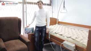 Видео-обзор противопролежневый системы OSD U2206402 от Интернет-магазина Ukrmedshop com ua