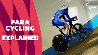 How much do you know about Para cyling? | Sport Explained: Cycling | Paralympic Games