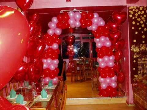 Valentine S Day Theme Party Youtube