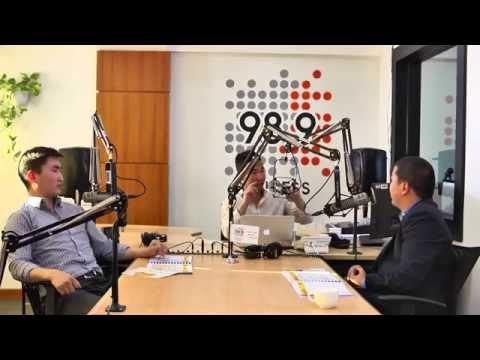 Startup 04 - Гарааны Бизнес TV Show, iTaxi Mongolia