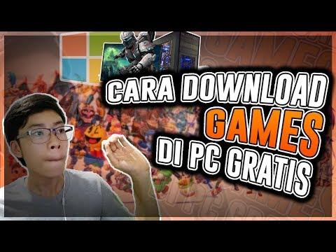 Cara Download Games Di PC Gratis! (2017) / DOWNLOAD GAME APA AJA GRATIS!