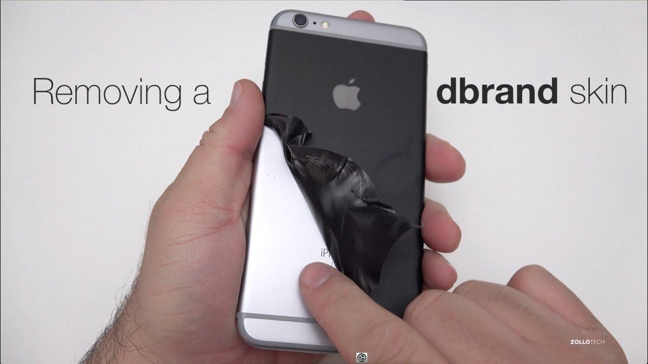 dbrand iphone 7 plus case