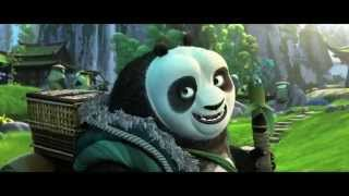Kung Fu Panda 3 | official trailer #2 US (2016) Jack Black Angelina Jolie Dustin Hoffman  Dreamworks