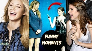 A Simple Favor Bloopers and Funny Moments(Part-2) | Blake Lively and Anna Kendrick Funny
