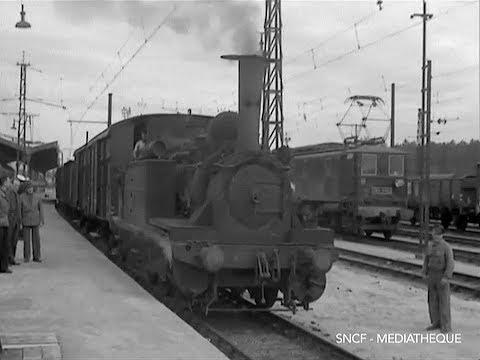 RECORD DU MONDE DE VITESSE SUR RAIL - 1954 SNCF Ferroviaire / French Trains